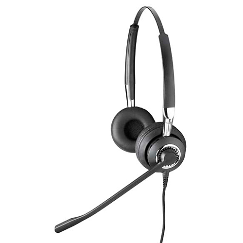 Wired Headset Jabra Biz 2400 Duo Wb Balance: Call Centre Headsets